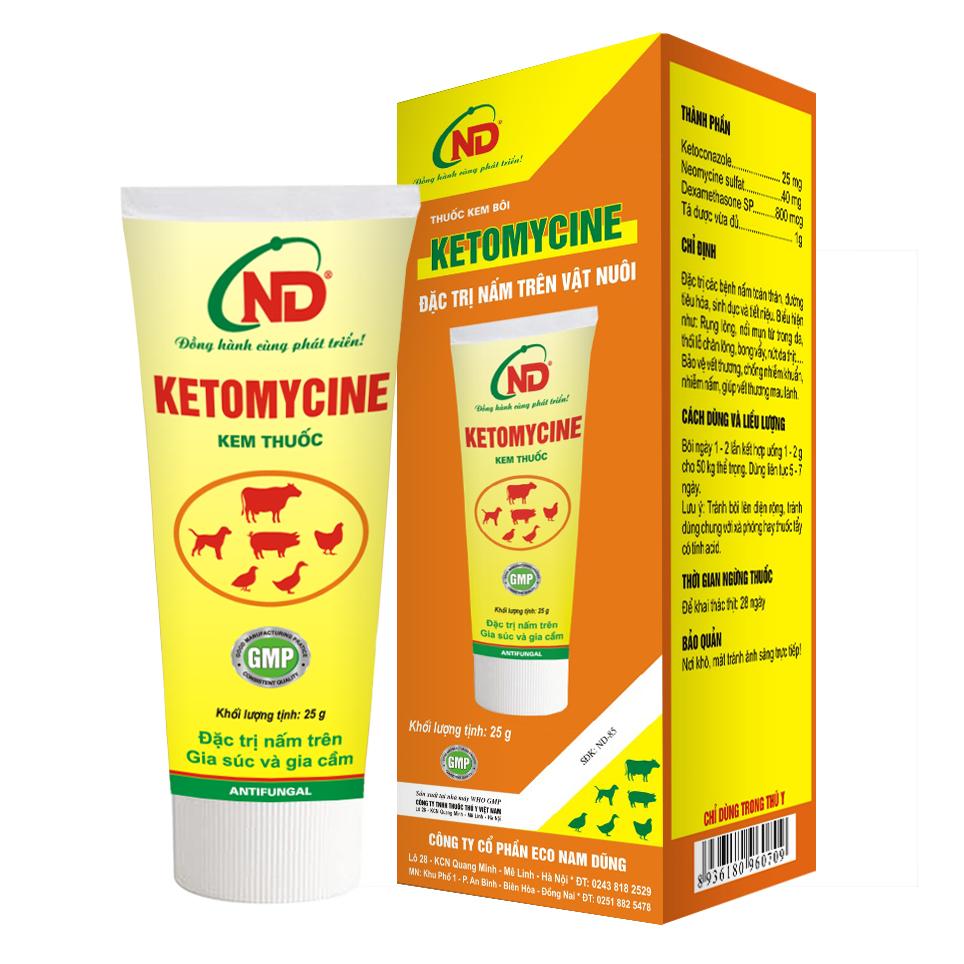 KETOMYCINE
