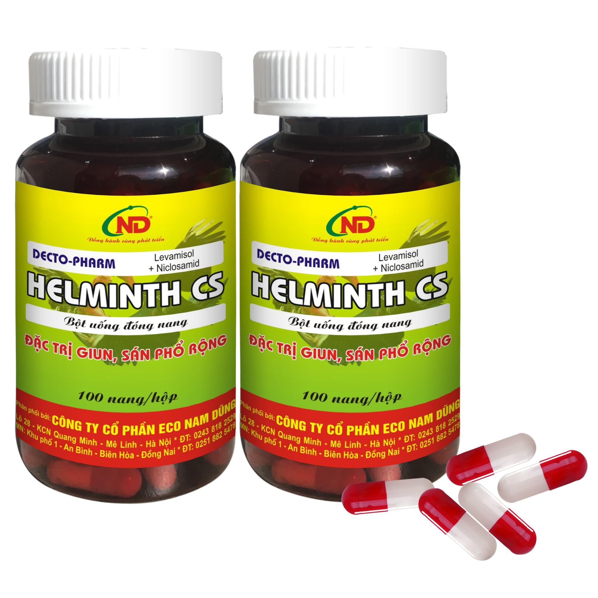 Helminth CS